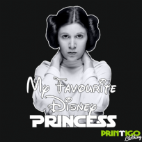 My Favourite Disney Princess T-shirt